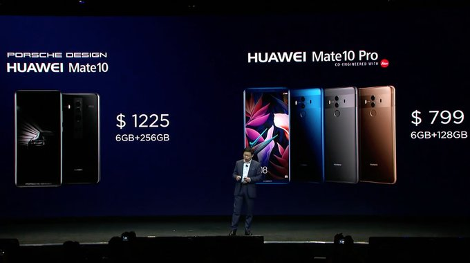 Jarro de agua fría para Huawei: AT&T no venderá sus smartphones por presiones políticas