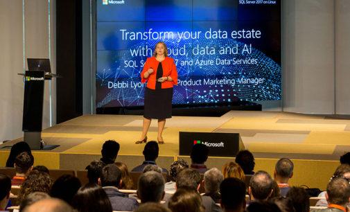 Microsoft presenta SQL Server 2017 en España