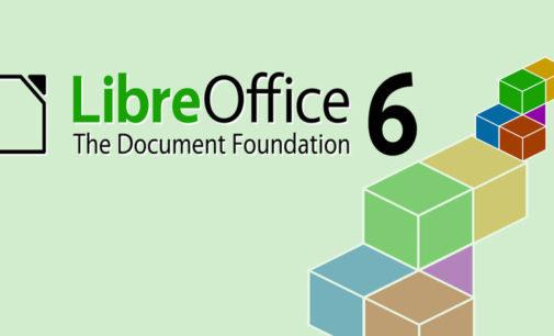 LibreOffice 6, nueva versión de la suite ofimática libre y gratuita