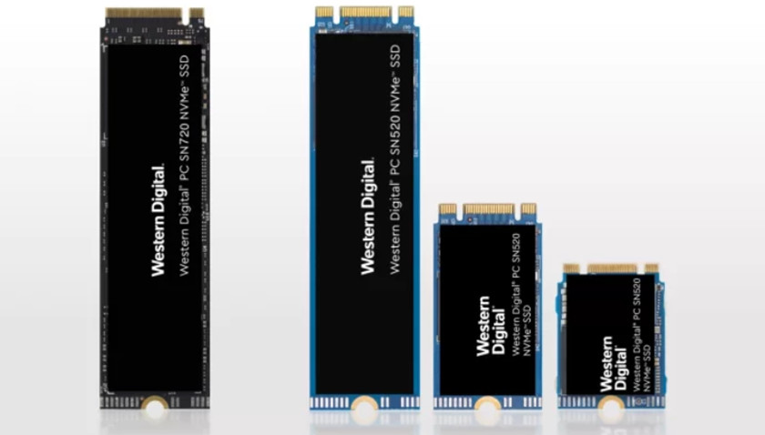 SSD NVME IoT