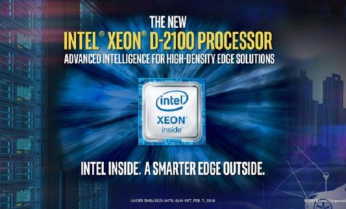 Intel anuncia nuevos procesadores Xeon-D 2100 con hasta 18 núcleos