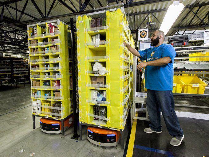Amazon despide a varios cientos de trabajadores de su división de consumo