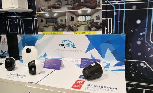 D-Link muestra su portfolio y novedades en el MWC 2018