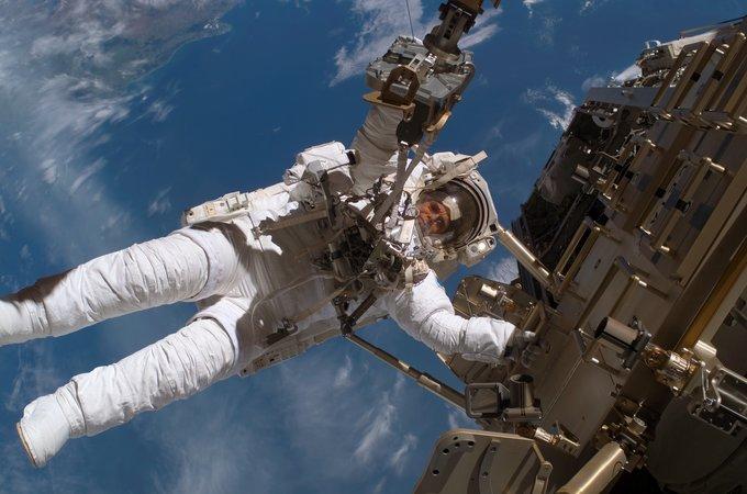 La Administración Trump quiere privatizar la Estación Espacial Internacional