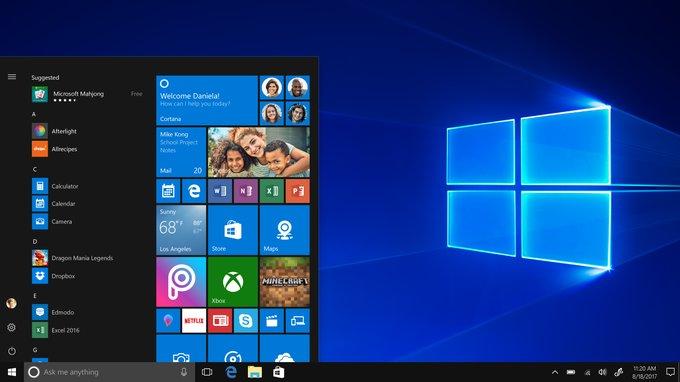 La actualización Fall Creators Update ya está en el 85% de los equipos con Windows 10