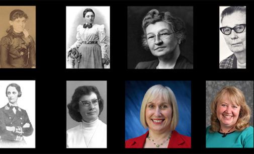 8 Mujeres que lo cambiaron todo