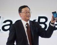 John Chen seguirá siendo CEO de BlackBerry al menos hasta 2023