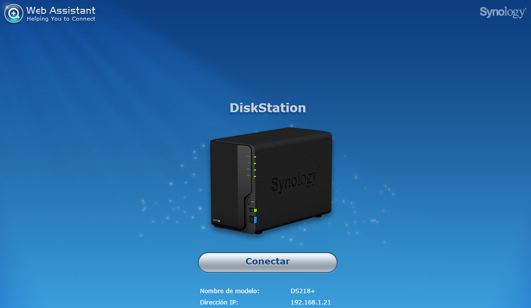 DiskStation DS218+