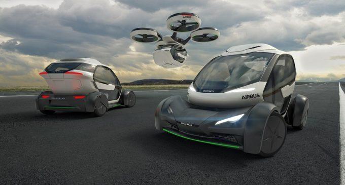 Porsche podría construir taxis voladores, según su propio jefe de ventas