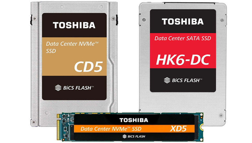 SSD para centros de datos