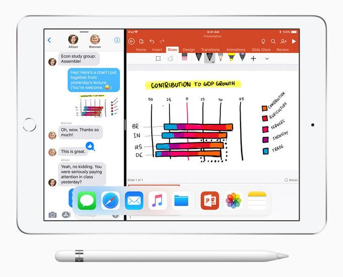 Apple quiere entrar en los colegios con un nuevo iPad, pero en educación gana Google