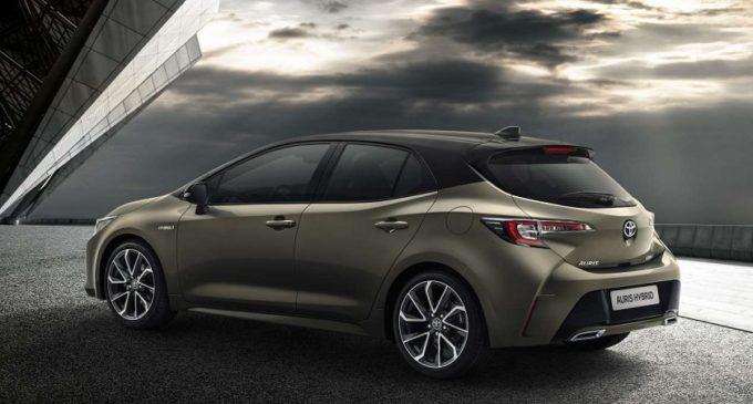 Toyota dejará de vender coches diésel en Europa este año