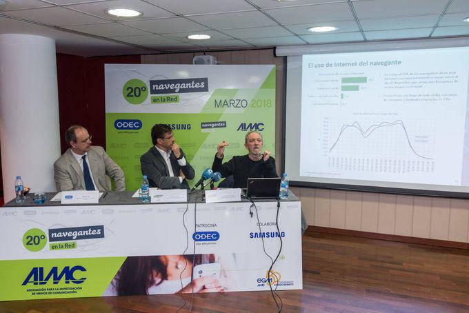 Los internautas españoles, cada vez más conectados, confían bastante en el ecommerce
