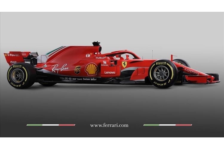 Lenovo proveedor Ferrari