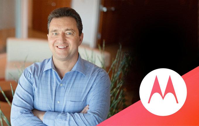 Motorola nombra un nuevo Presidente: Sergio Buniac