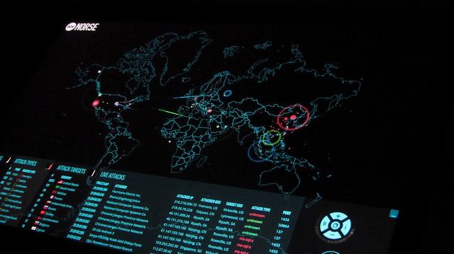Una página web convencional recibe de media 44 ataques cada día