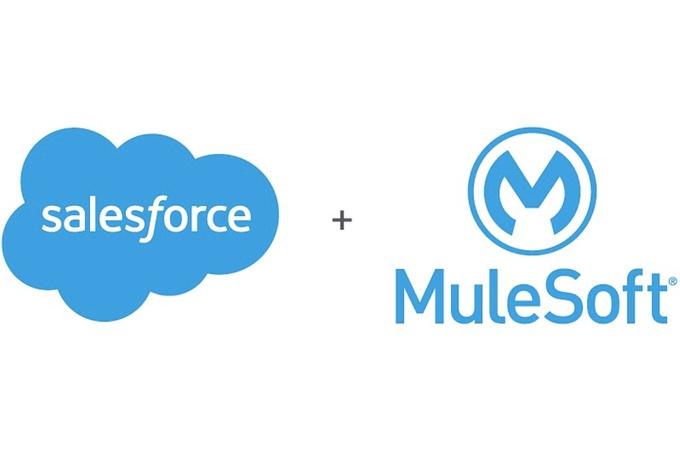 Salesforce compra el desarrollador de software de integración MuleSoft por 6.500 millones