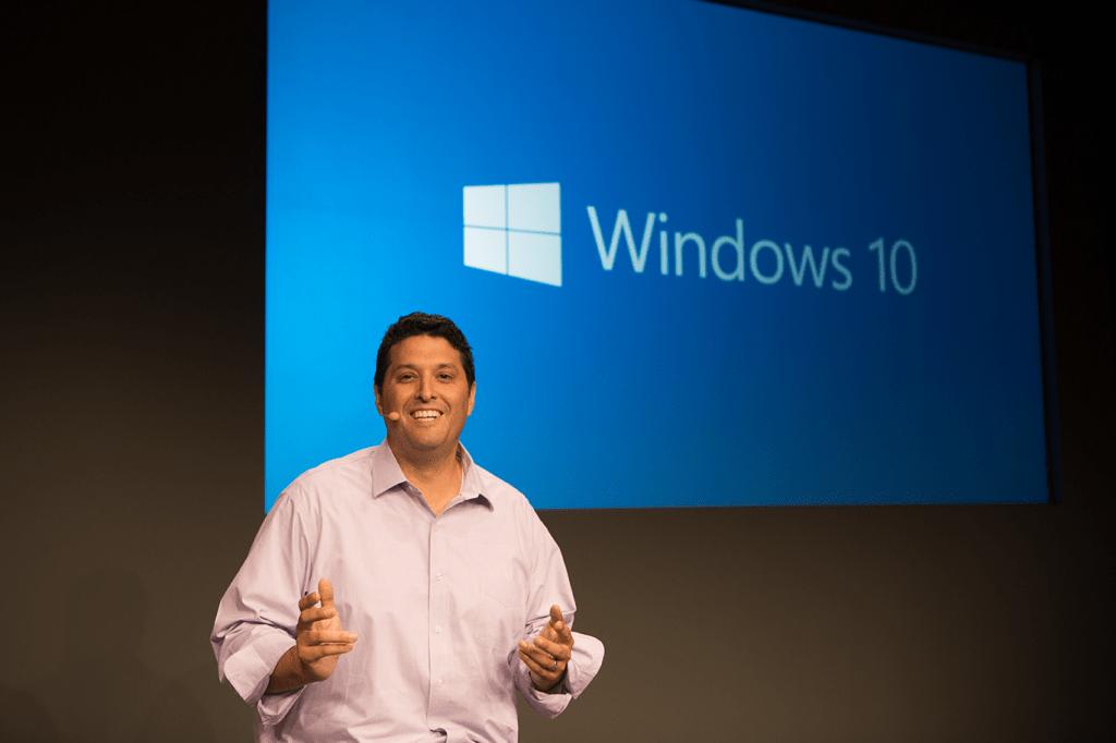 dirección de Microsoft