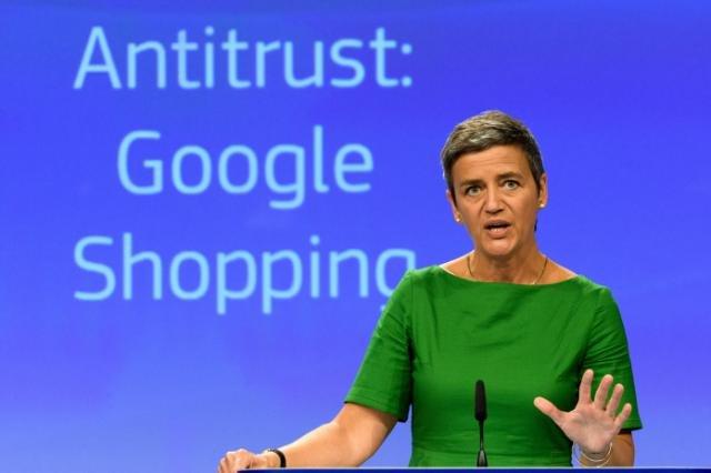 Los competidores de Google Shopping piden a la Unión Europea más mano dura con Alphabet