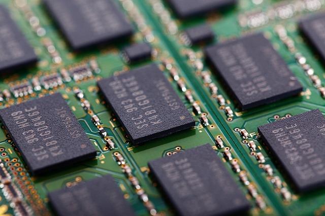 Las ventas de semiconductores alcanzaron un récord en 2017