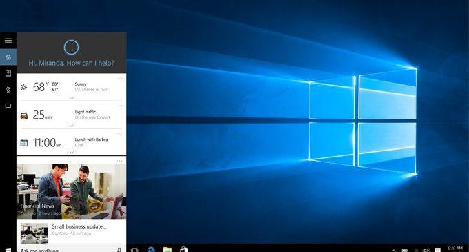 La implantación de Windows 10 en la empresa sigue avanzando