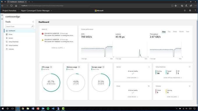 Windows Server 2019 llegará en la segunda mitad de 2018