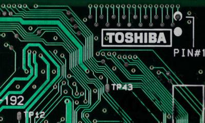 división de memorias de Toshiba