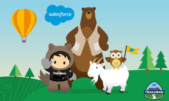 Salesforce Basecamp Madrid 2019