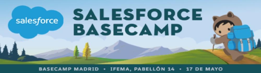 Salesforce celebrará Basecamp Madrid el próximo 17 de mayo