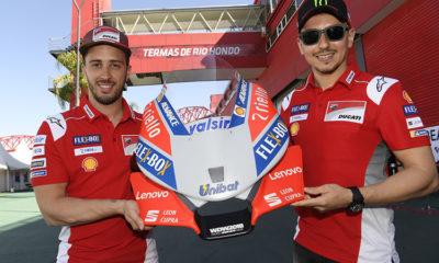 Lenovo Ducati MotoGP