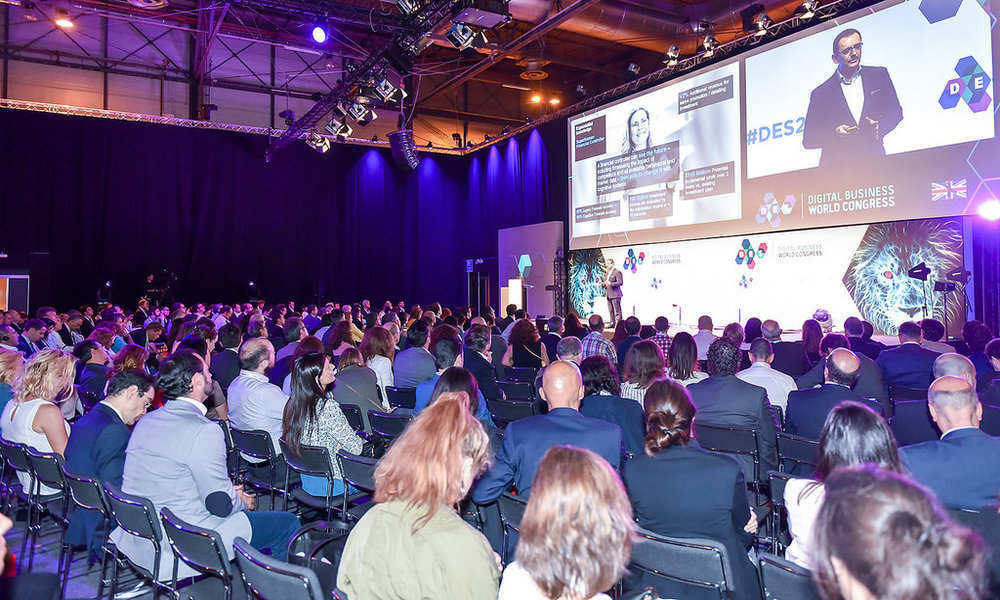El DES Digital Business World Congress celebrará su tercera edición en Madrid en mayo