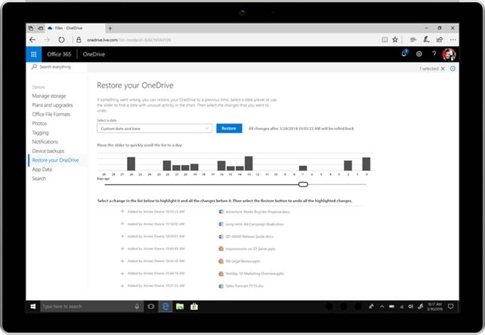 Microsoft incorpora funciones y herramientas de protección contra el cibercrimen a Office 365