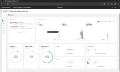 Microsoft lanza Windows Admin Center para facilitar la tarea a los administradores de sistemas