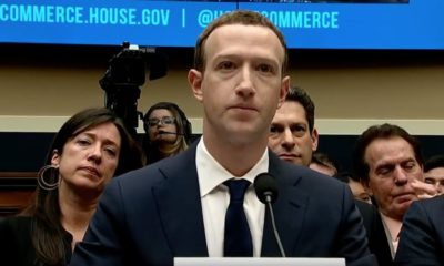 Mark Zuckerberg sale bastante airoso de su comparecencia ante el Congreso de EEUU
