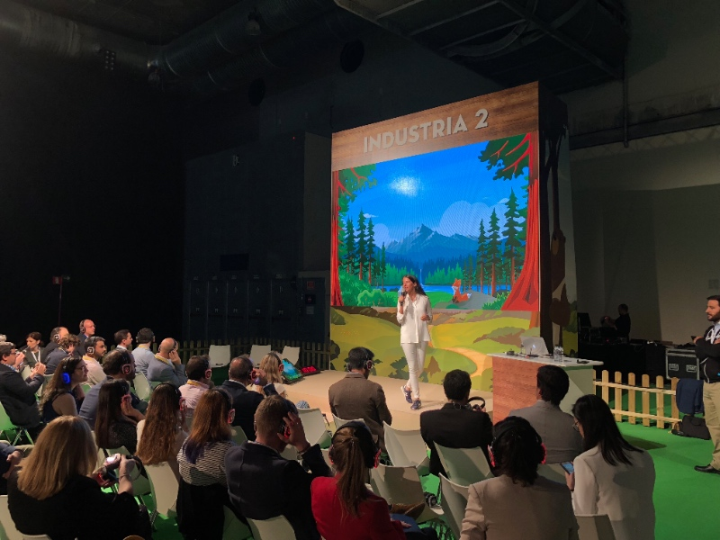 Salesforce basecamp madrid 2018 supera su r cord de for Seur madrid oficinas