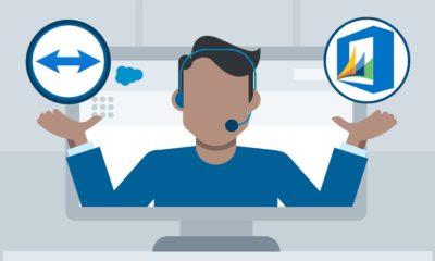 TeamViewer para Microsoft Dynamics 365