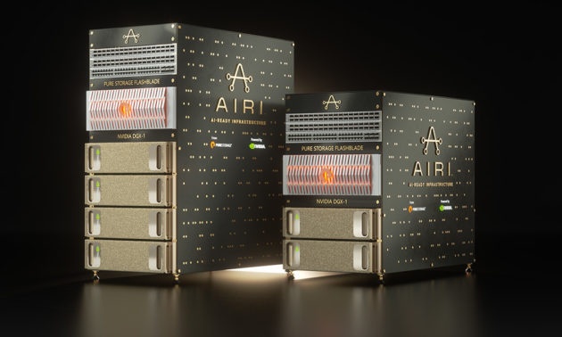 Pure Storage AIRI & AIRI Mini