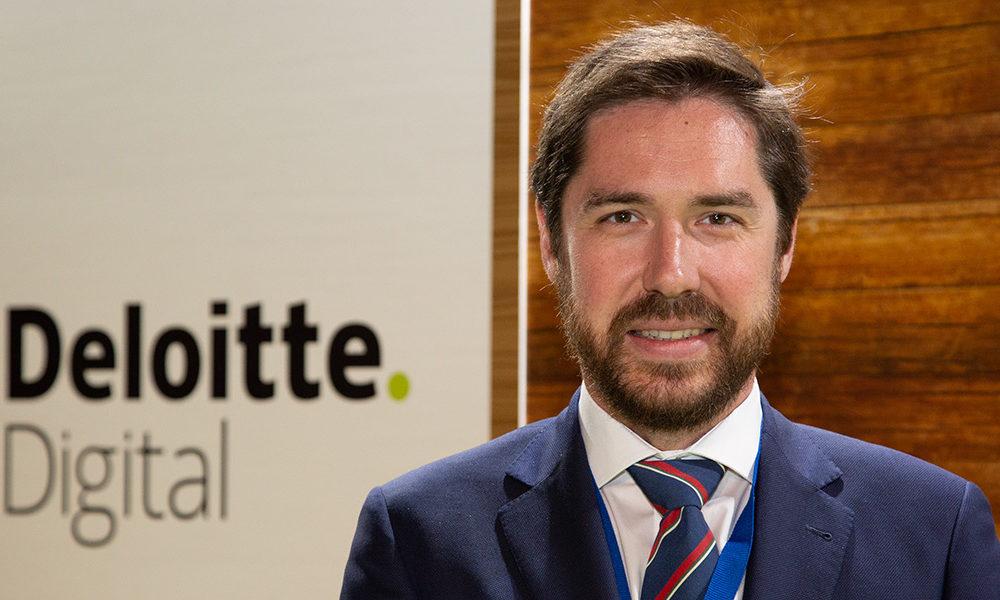 Carlos González López, gerente de Deloitte especializado en la práctica Salesforce