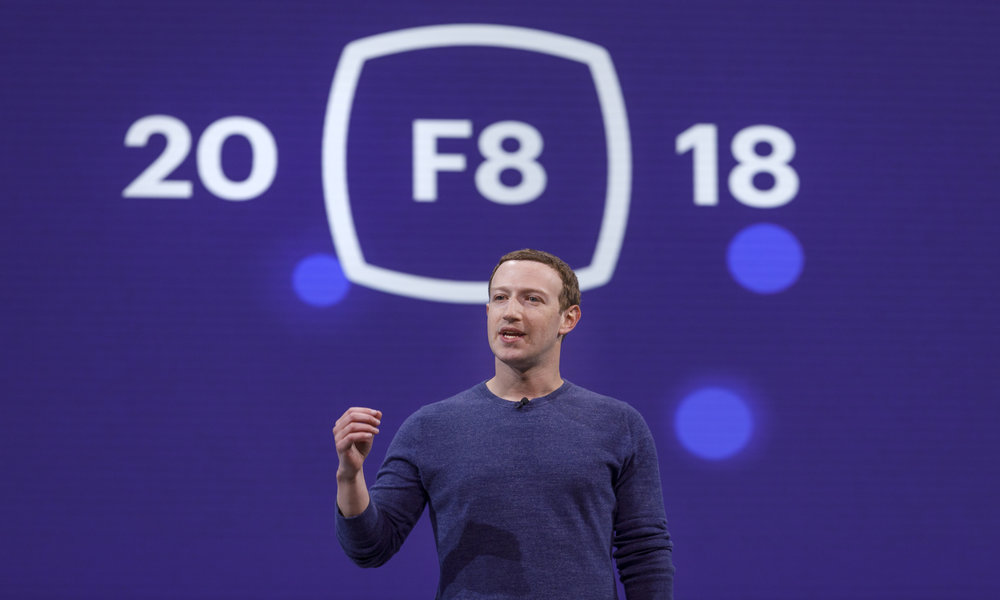 F8 2018: Facebook presenta novedades y promete mejorar la privacidad y la seguridad