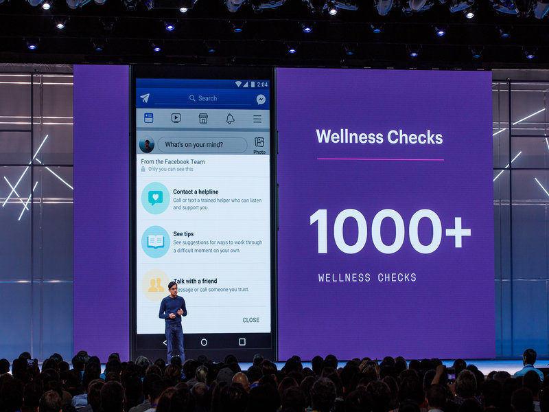F8 2018: más Inteligencia Artificial, Realidad aumentada y virtual para Facebook