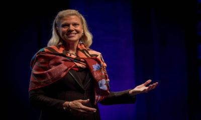 Ginni Rometty, CEO de IBM, pide a los desarrolladores que sean responsables con la Inteligencia Artificial