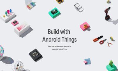Google presenta Android Things, un sistema operativo para dispositivos de Internet de las Cosas