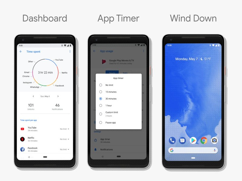 Google I/O 2018: Android P y la Inteligencia Artificial dominan las novedades de Google