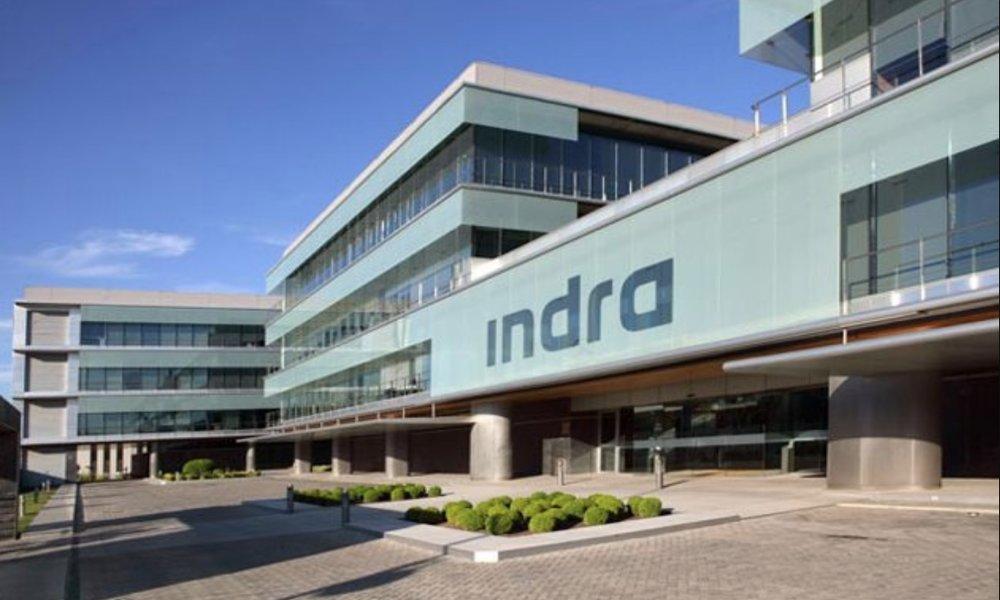 Indra aumenta un 15% sus ingresos durante el primer trimestre de 2018