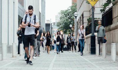 Desarrollan Inteligencia Artificial capaz de identificar personas por su forma de caminar