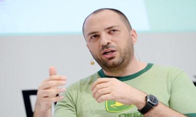 Jan Koum, CEO y fundador de WhatsApp, anuncia su marcha de Facebook
