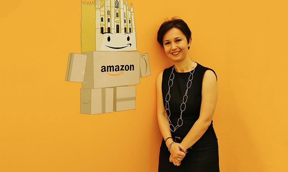 Mariangela Marseglia, Directora General de Amazon España