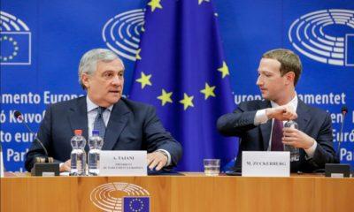 Mark Zuckerberg responde a preguntas de la UE, pero no deja satisfechos a los parlamentarios
