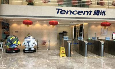 Tencent supera todas las expectativas con sus resultados del primer trimestre de 2018