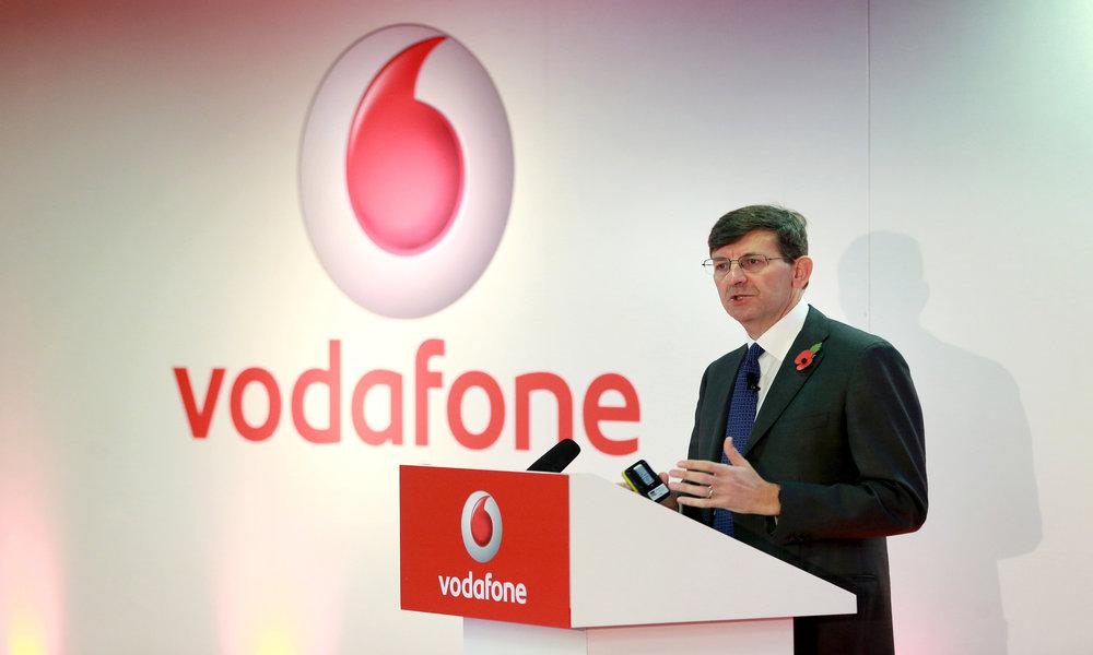 El CEO de Vodafone, Vittorio Colao, dejará su puesto en octubre